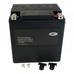 Bateria Harley Davidson BHD-2 66010-97C/97A/97B V-Twin AGM HD Series
