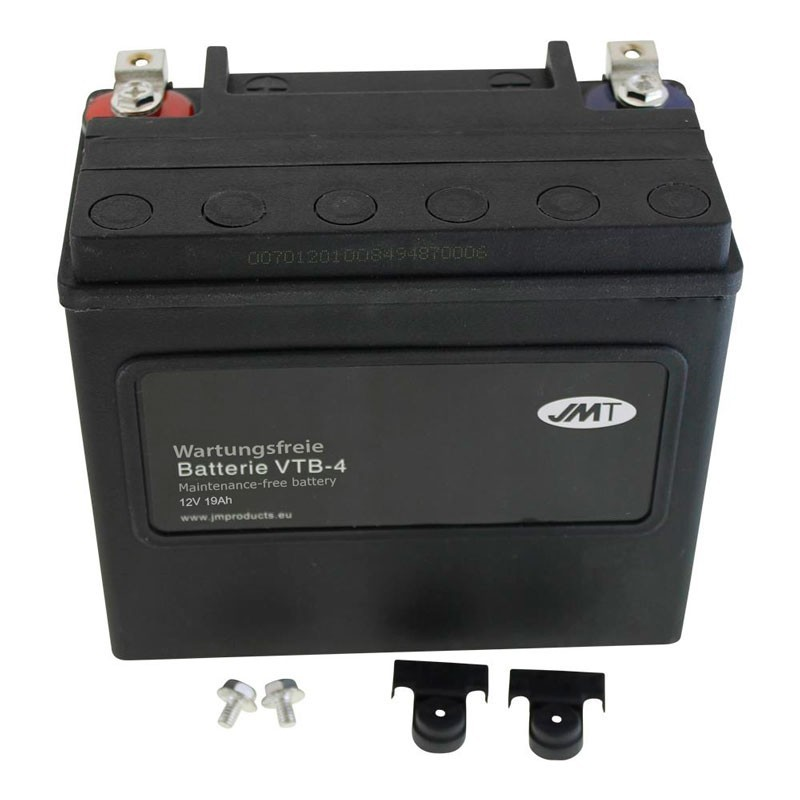 Bateria AGM para Harley 65989-90B