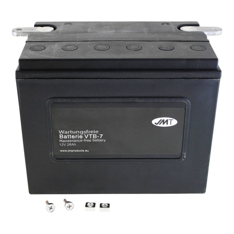 Bateria AGM para Harley 66007-84