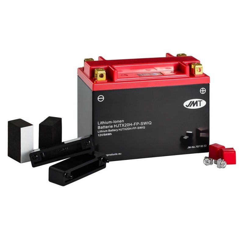 Batería de litio para HD compatible 65989-90B