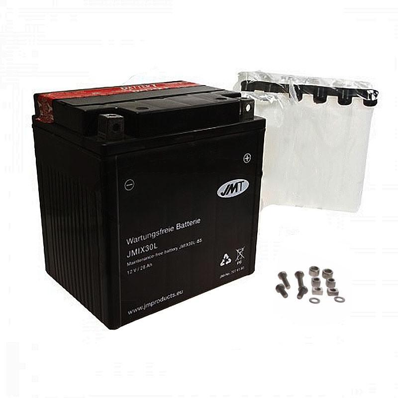 Bateria de Plomo/Ácido para Harley Davidson 30 A