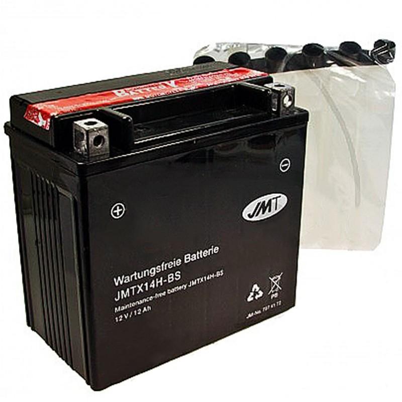 Bateria de Plomo/Ácido para Harley Davidson 12 Ah