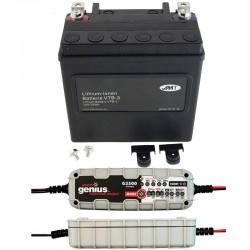 Bateria Harley BHD-3 65958-04A + Cargador NOCO G3500EU
