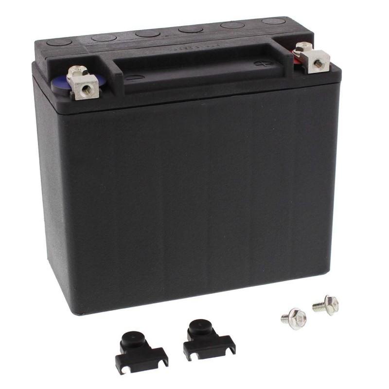 Bateria Harley BHD-4 65989-90B + Cargador NOCO G3500EU