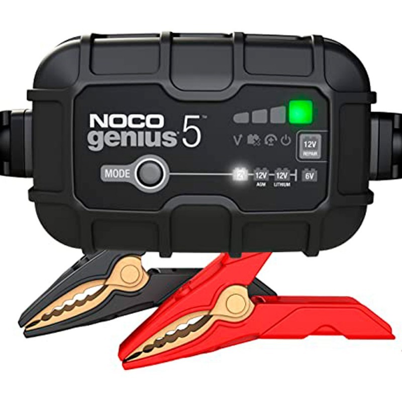 Cargador y Mantenedor de  Batería NOCO GENIUS5 CAN-BUS
