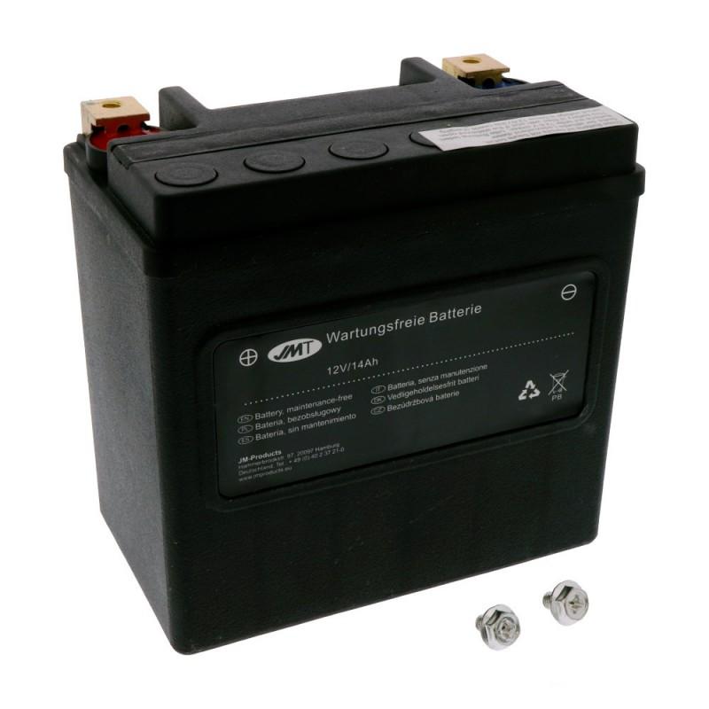 Bateria AGM BHD-3 para Harley 65958-04A