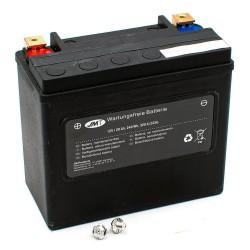 Diagrama medidas Bateria Harley BHD-1 65989-97C