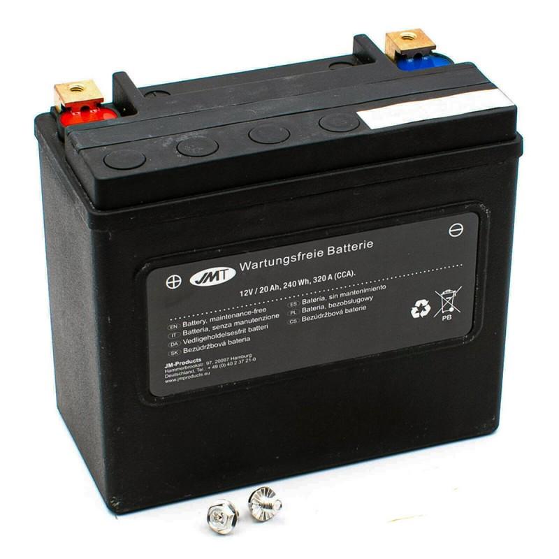 Bateria Harley AGM Alto Rendimiento 66000207