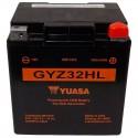 Bateria Yuasa GYZ32HL para Harley Davidson equivalente 66010-97C/97A/97B