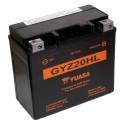 Bateria Yuasa GYZ20HL para Harley Davidson equivalente 65989-97C 97A 97 B