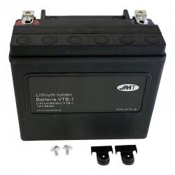 Bateria de litio Compatible 65989-97C 97A 97B Harley