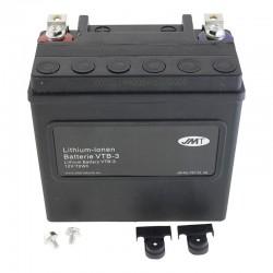 Bateria Harley Davidson BHD-3 Lithium 65958-04A
