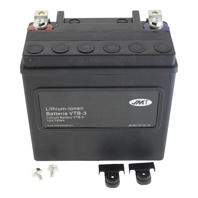 Bateria de Litio Harley Davidson compatible 65958-04A